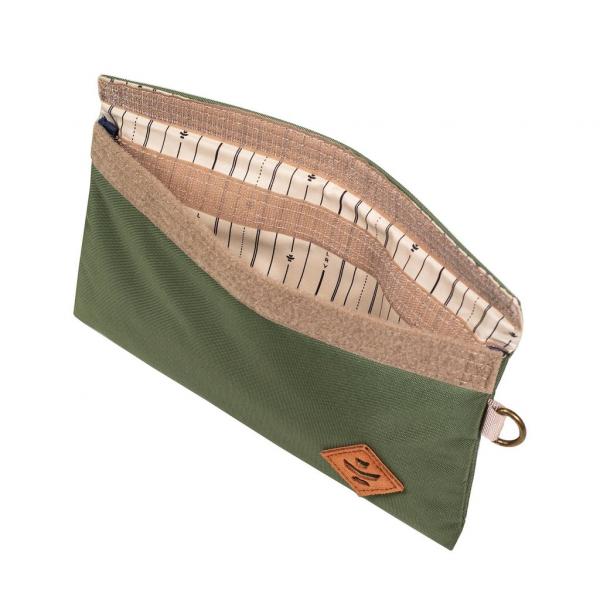 Pocket Bag Anti-Miros 'The Confidant', Sage 1