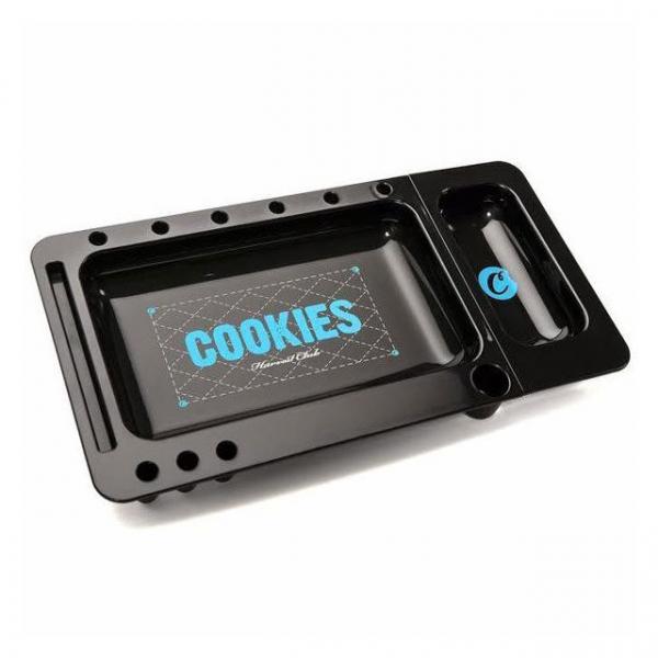 Tava de Rulat 'Cookies', Negra 0