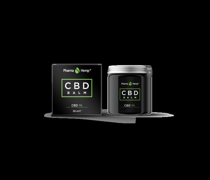 Balsam CBD 1%, 300mg, Full Spectrum, PharmaHemp, 30ml [0]