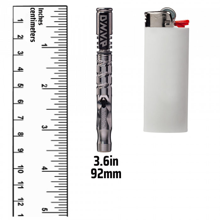 Vaporizator  DynaVap VapCap M 2020, AzuriuM [2]