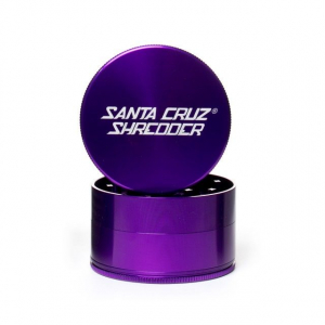 Grinder 'Santa Cruz' Mov, Large, 4 Parti, Ø60mm0