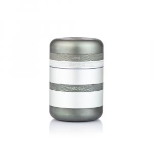 Grinder Kannastor GR8TR® V2, cu Camera Screen, Argintiu0