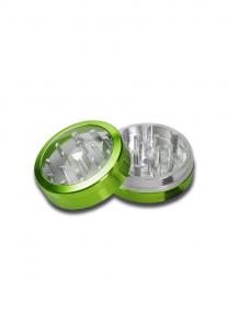 Grinder Neutral Window, Verde, 2 parti, Ø50mm [1]