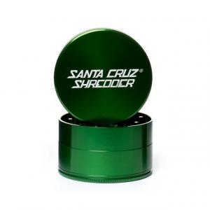 Grinder 'Santa Cruz' Verde, Large, 4 Parti, Ø60mm0