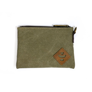 Stash Bag Anti-Miros 'The Mini Broker', Sage0