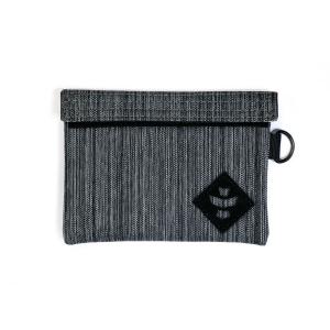 Stash Bag Anti-Miros 'The Mini Confidant', Gri Inchis0