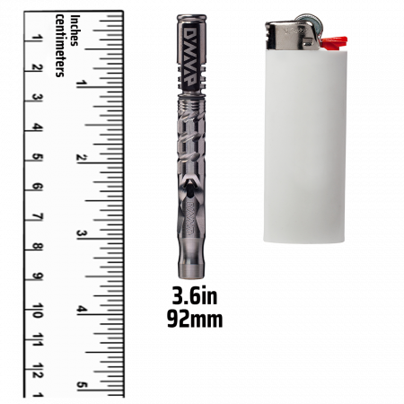 Vaporizator  DynaVap VapCap M 2020, Phantom Black [5]