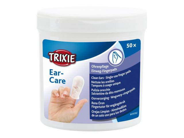 Trixie Servetele de Unica Folosinta pentru Ingrijirea Urechilor Cainilor 50 buc 29392 [0]
