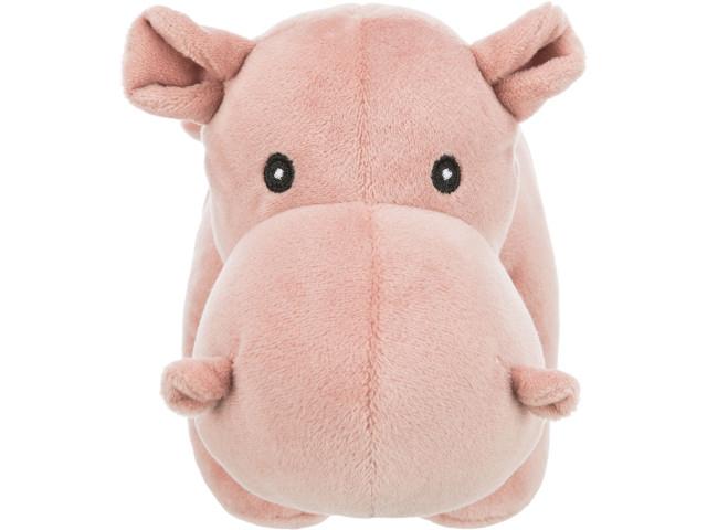 Trixie Jucarie Hipopotam plush cu sunet 25cm 35922 [2]