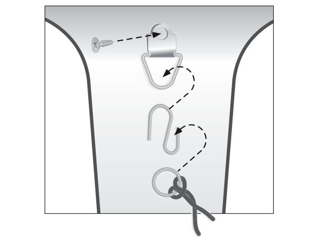 Trixie Separator Plasa Auto 1.2 x 1 m 1312 [2]