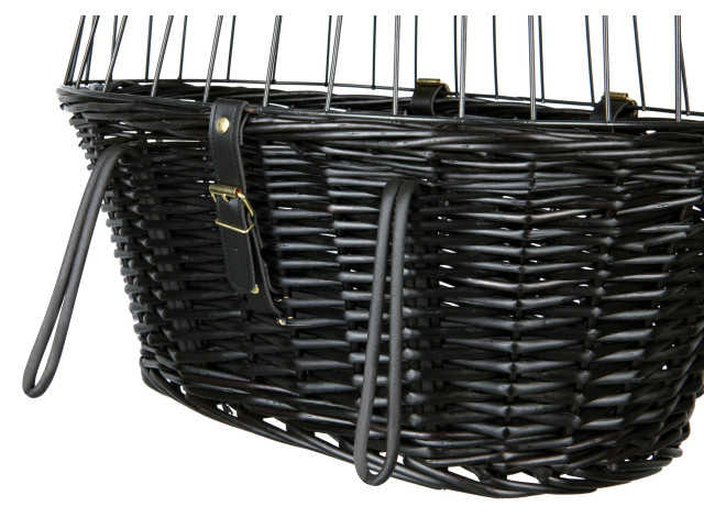 Trixie Cos Nuiele 50x41x35 cm pentru Bicicleta Negru 2818 [1]