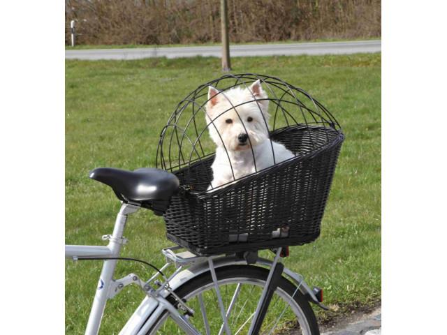 Trixie Cos pentru Bicicleta 35 x 49 x 55 cm negru 13117 [0]