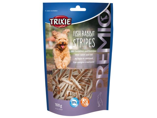 Trixie Premio Fisii cu Carne de Iepure si Cod 100 g 31547 [0]