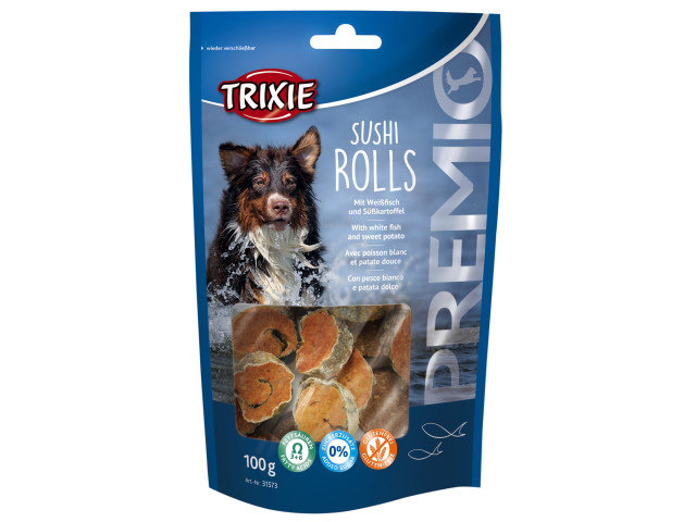 Trixie Drops cu Sushi 100 g 31573 [0]