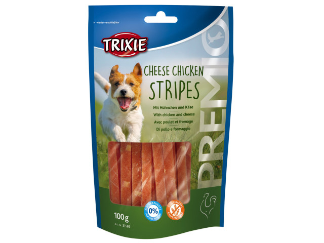 Trixie Fasii cu Carne de Pui si Cascaval 100 g 31586 [0]