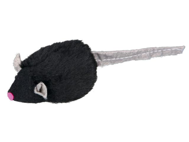 Trixie Jucarie Pisica-Soarece Squieky cu Sunet 6 cm [1]