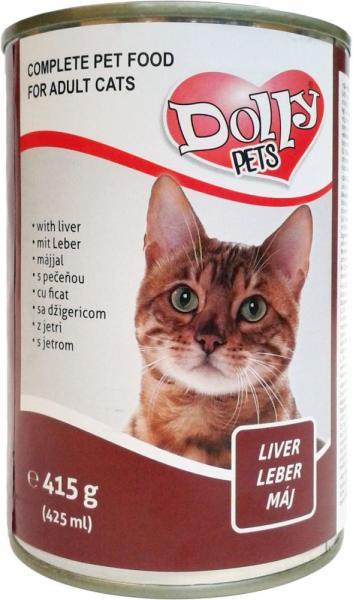 Dolly Cat Conserva cu Ficat 415g [0]