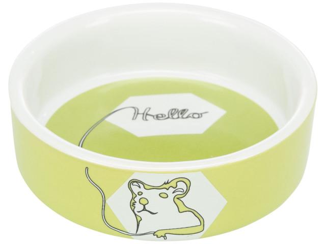Trixie Castron Ceramic pentru rozatoare 240ml/8cm 60734 [0]