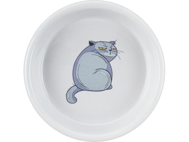 Trixie Castron Ceramic 0.25l/13cm gri 24652 [1]