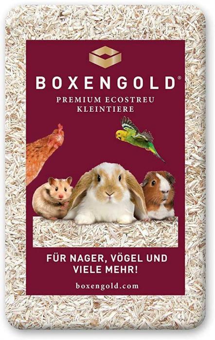 Asternut Ecologic pentru Animale Boxengold Premium Ecostreu 4.5 kg [0]