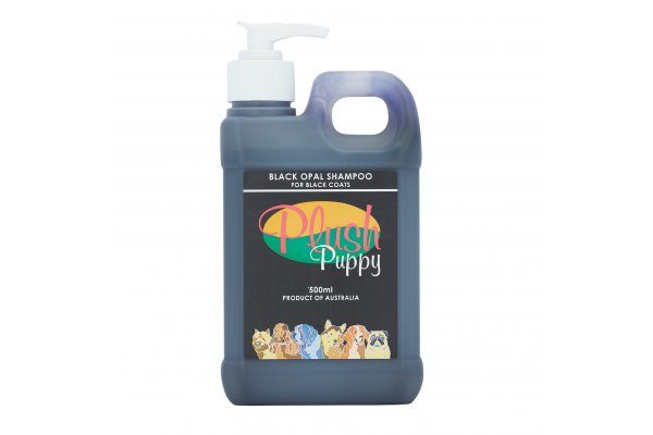Plush Puppy Black Opal Shampoo 500ml [0]