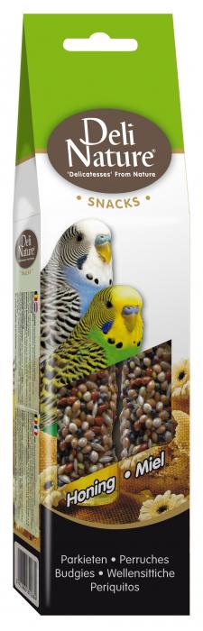 Batoane Pentru Perusi cu Miere Deli Nature 60g [0]
