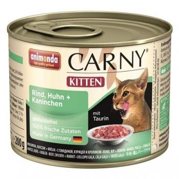 Carny Kitten Vita, Pui si Iepure [0]