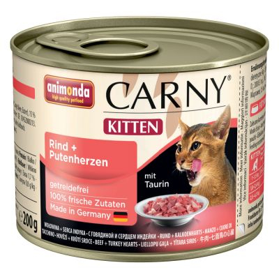 Carny Kitten Vita si Inimi de Curcan [0]