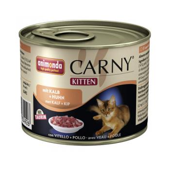 Carny Kitten Vita Vitel si Pui [0]