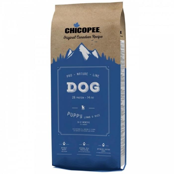 Chicopee PNL Puppy Lamb & Rice 20KG [0]