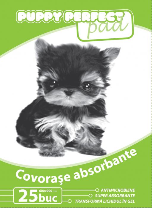 Covorase Absorbante Perfect Pad Advance 60x90 cm, 25 Buc [0]