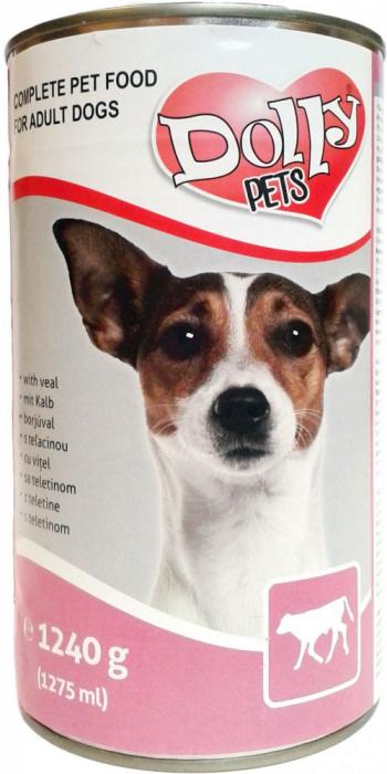 Dolly Dog Vitel 1240g [0]