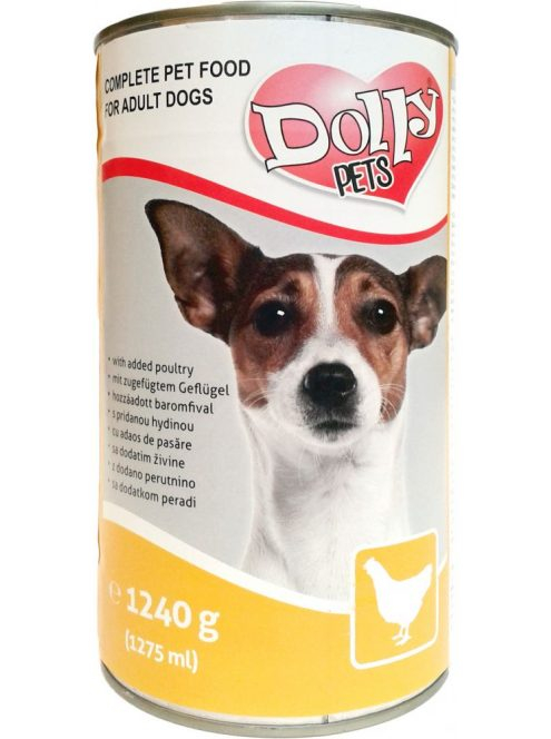 Dolly Dog Pasare 1240g [0]