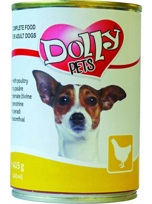 Dolly Dog Pasare 415g [0]
