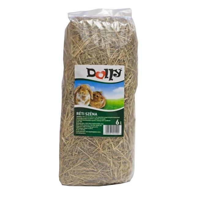 Asternut si Furaje de Fan Pentru Rozatoare Dolly Pets 6L [0]