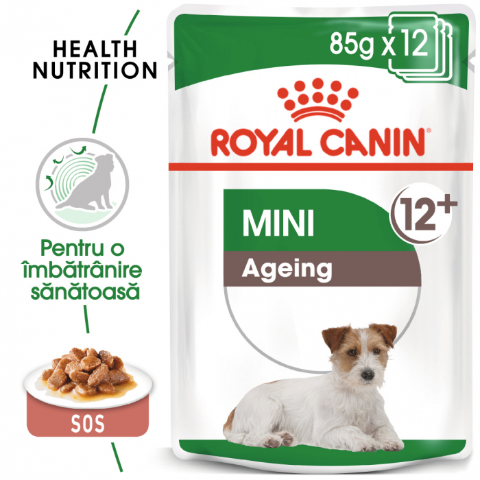 Royal Canin Mini Ageing 12x85g [0]