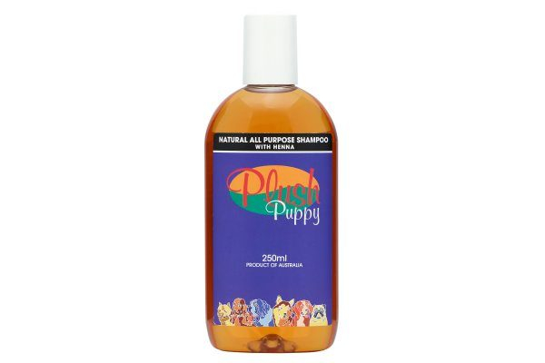 Natural All Purpose Shampoo with Henna [0]