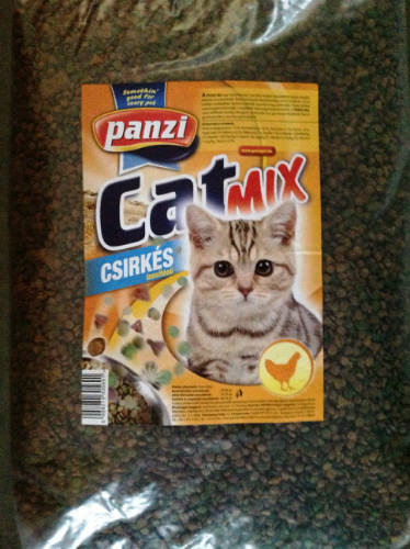 Panzi Cat-Mix Adult Pui 10 kg [0]