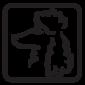 Perie cu Piaptan Trixie Mare 11x16 cm [1]