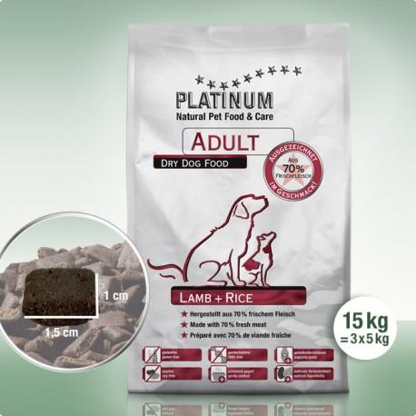 Platinum Adult Lamb & Rice [2]