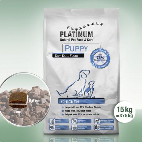 Platinum Puppy Chicken 15kg [0]