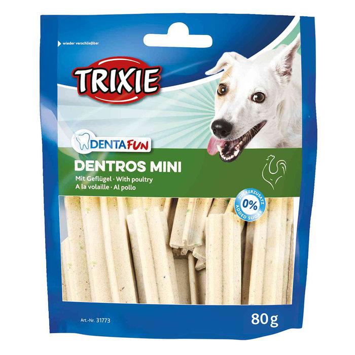 Recompensa Trixie Dentastix Dentros Mini 80 g [0]