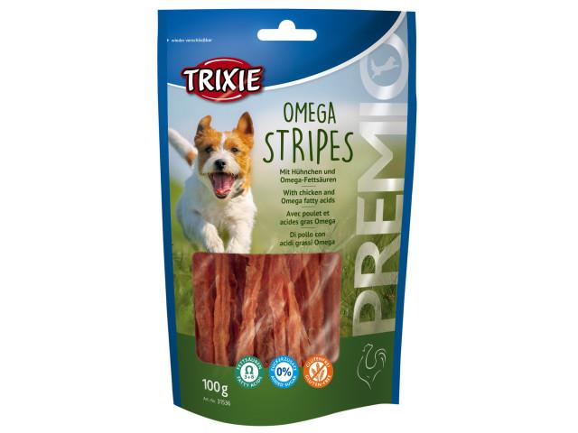 Recompensa Trixie Premio cu Pui Omega 3 si 6 100 g [0]
