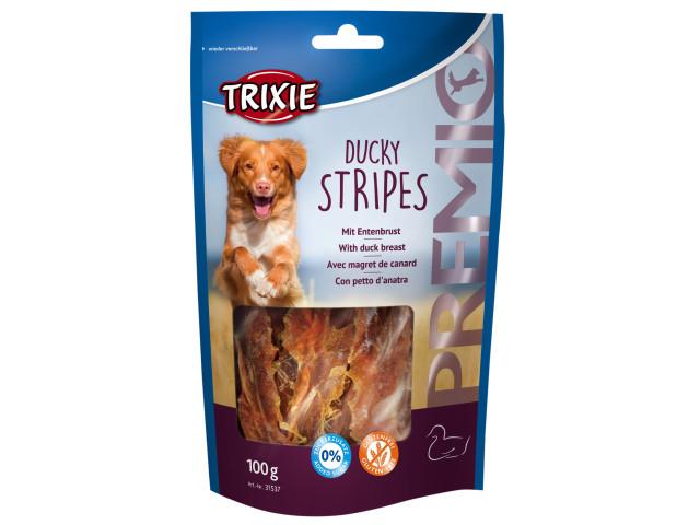Recompensa Trixie Premio Fisii din Piept de Rata 100 g [0]