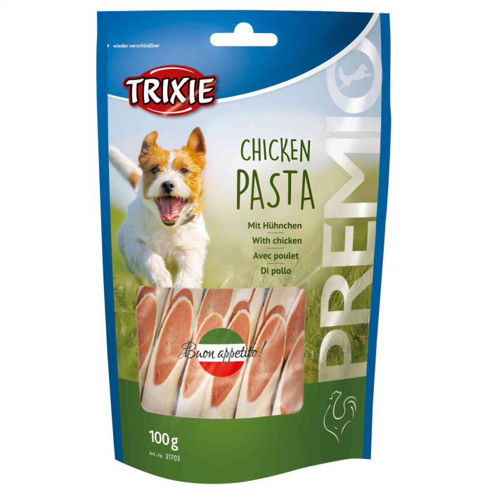 Recompensa Trixie Premio Pasta de Pui cu Peste 100 g [0]