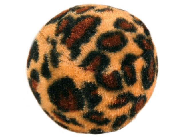 Trixie Jucarie Pisici 4 mingi/set Leopard 3.5 cm [0]