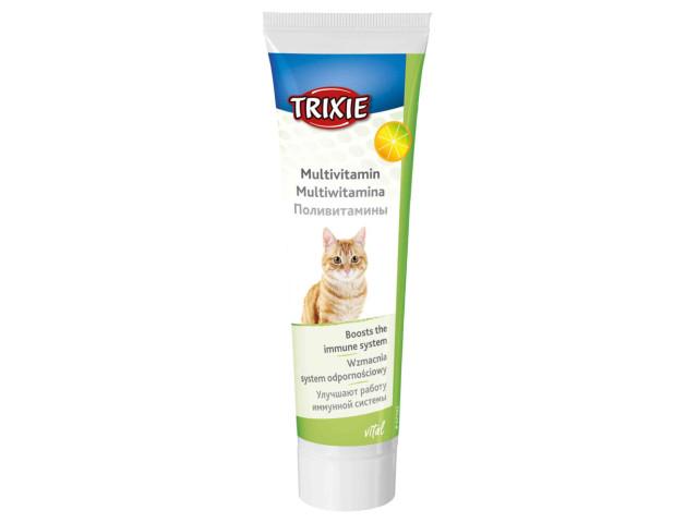 Trixie Pasta Multivitamin 100 g pentru Vitalitate [0]