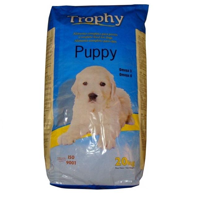 Trophy Dog Puppy 20kg [0]
