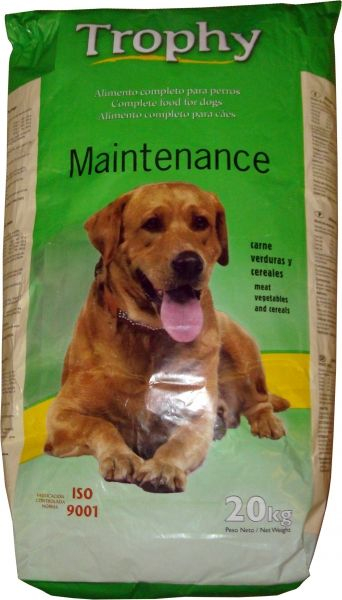 Trophy Dog Maintenance 20kg [0]
