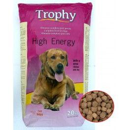 Trophy Dog High Energy 20kg [0]